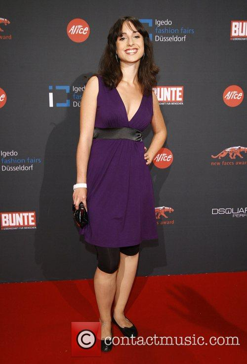 Guest,  Bunte New Faces Award held at...