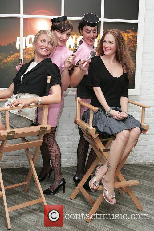 Drew Barrymore and Cameron Diaz 4