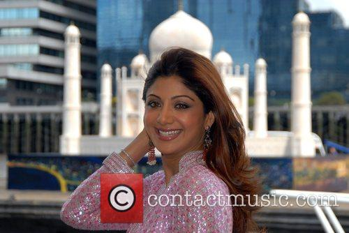 Shilpa Shetty unveiling of the modern replica of...