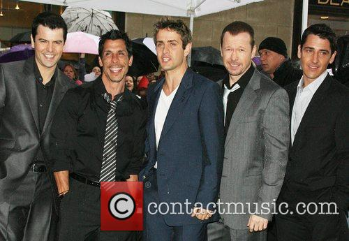 Jordan Knight, Donnie Wahlberg and New Kids On The Block 7