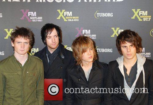Air Traffic Xfm New Music Awards at Koko...