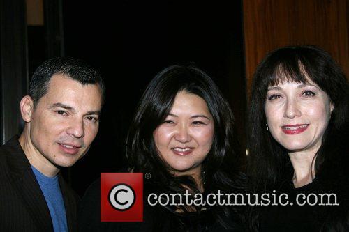 Gustavo Arango, Susan Shin, Bebe Neuwirth A Night...