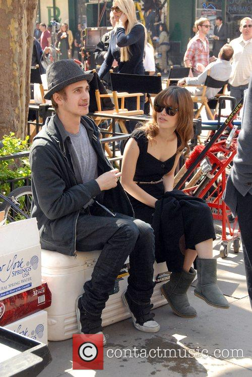 Hayden Christensen and Rachel Bilson 5