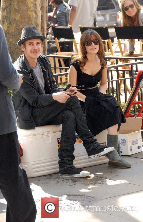 Hayden Christensen and Rachel Bilson 1