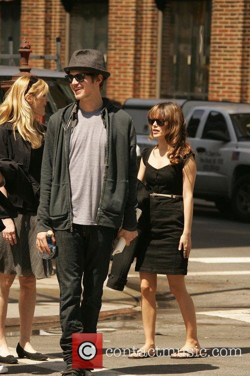 Rachel Bilson and Hayden Christensen 5