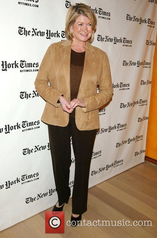 Martha Stewart The New York Times Arts &...