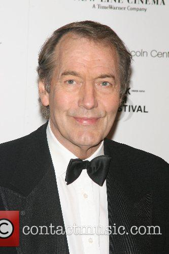 Charlie Rose New Line's 40th Anniversary Gala at...
