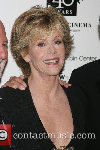 Jane Fonda New Line's 40th Anniversary Gala at...