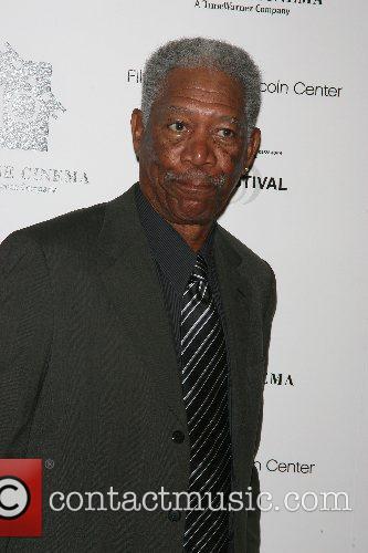 Morgan Freeman New Line's 40th Anniversary Gala at...