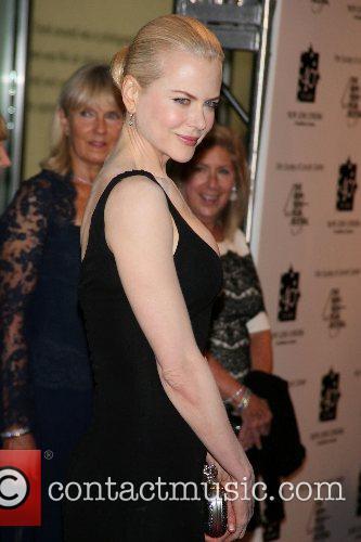 Nicole Kidman New Line's 40th Anniversary Gala at...