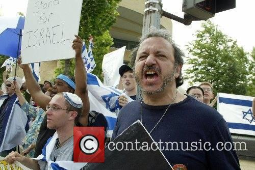 Anti Israel Protest The demonstration was organised by...