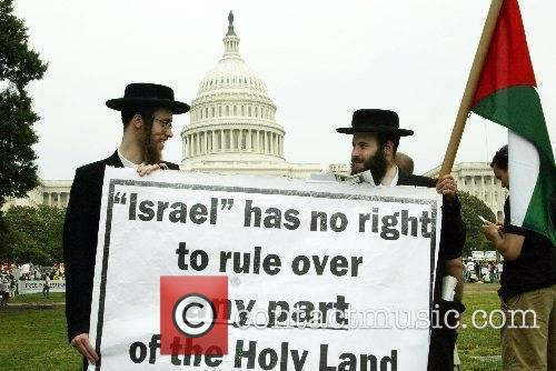 Anti Israel Protest