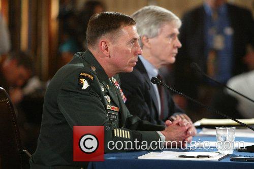 Gen. David Petraeus said in his testimony at...