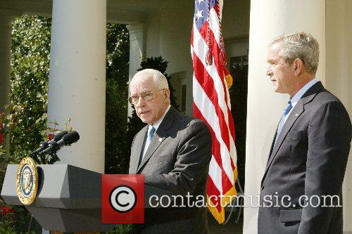 US President George W Bush nominates Retired Judge...