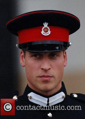 * PRINCE WILLIAM TO SERVE IN BRITISH AIR...