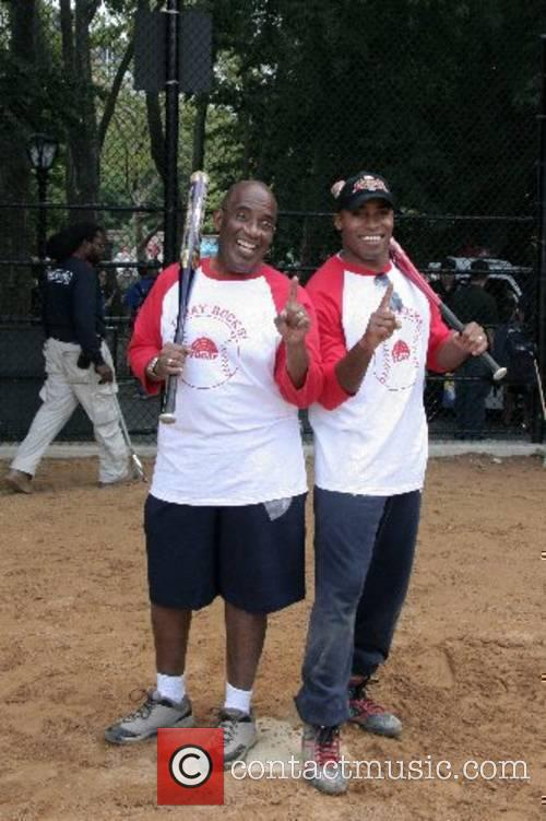 'The Today Show' news anchors Al Roker and...