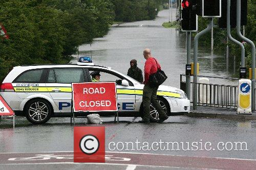 Yorkshire has been effected by flooding after being...