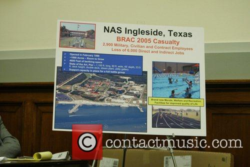 BRAC Texas Armed Forces Readiness Subcommittee held a...