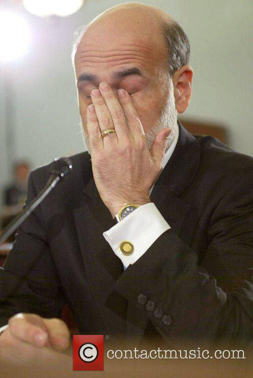 Federal Reserve Board Chairman Ben Bernanke testified before...