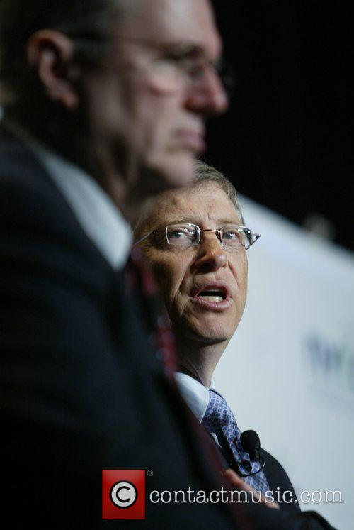 Craig Mundie and Bill Gates The Northern Virginia...