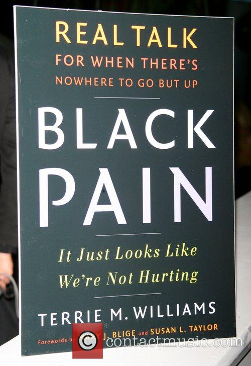 'Black Pain,' by Terrie Williams The Stay Strong...