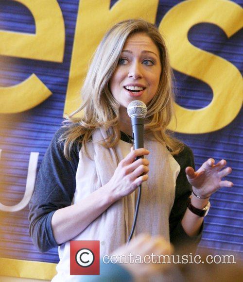 Chelsea Clinton 8