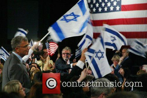 Christians United For Israel support Israel's right to...