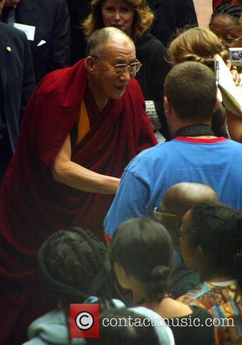 Dalai Lama was invited to address the N...