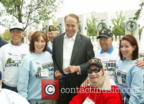 Former Senator and WW II veteran, Bob Dole,...