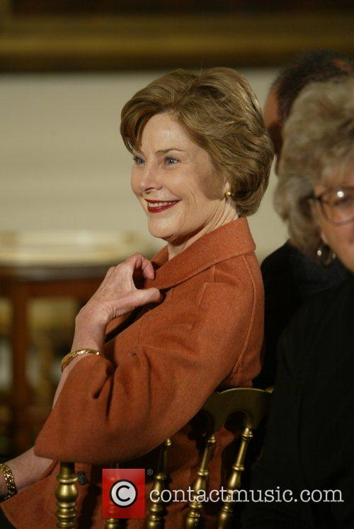 The First Lady Laura Bush  The Department...