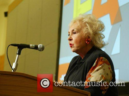 Actress Doris Roberts AARP presents a panel discussion...