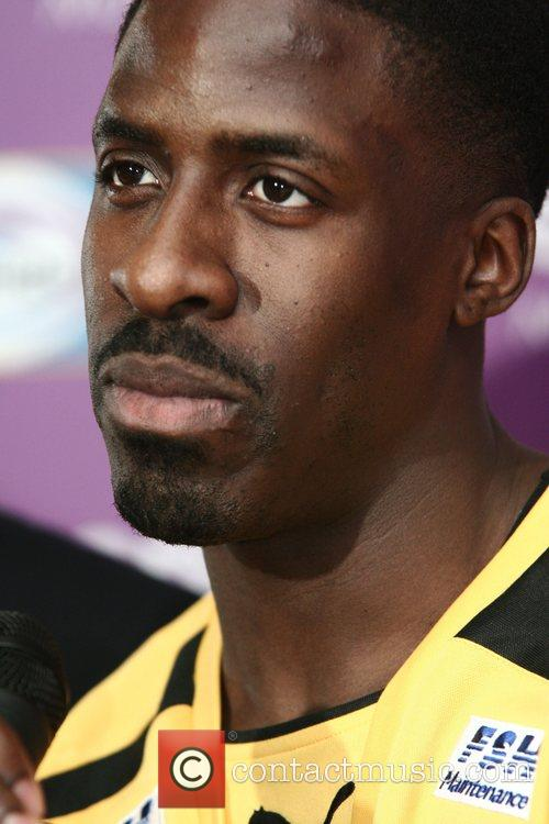 Dwain Chambers  English sprinter has signed with...