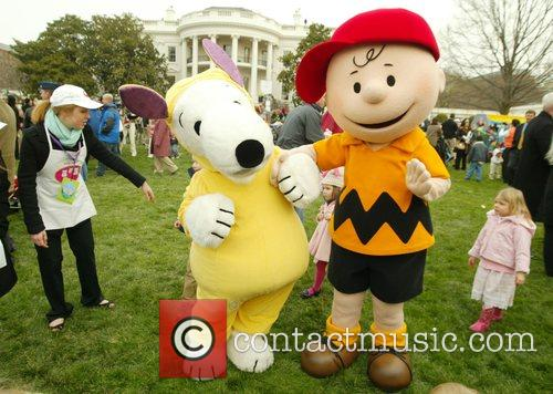 Charlie Brown and White House 3