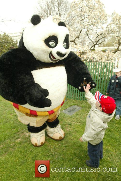 Panda and White House 1