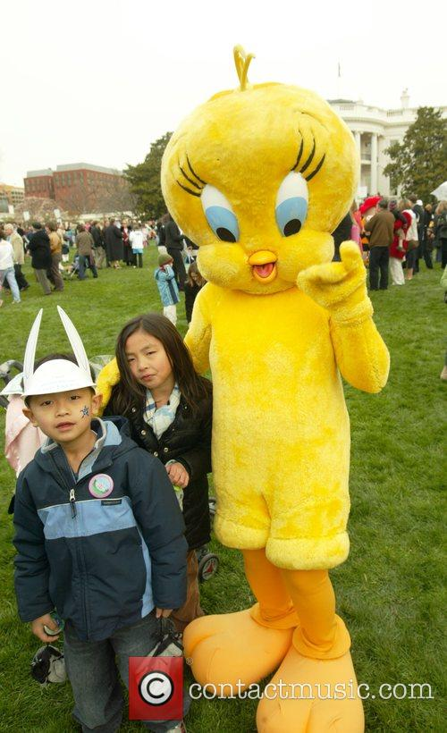 Tweety Bird and White House 5