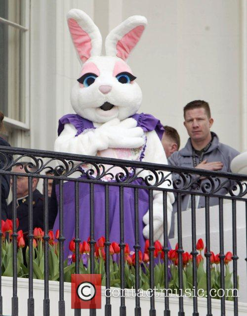 Easter Bunny The annual White House Easter Egg...