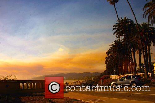 fire in california 063 wenn5040017