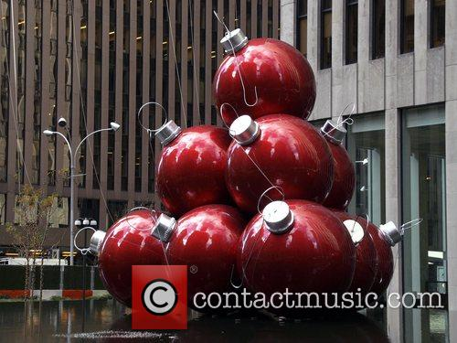 Giant Ornaments 3