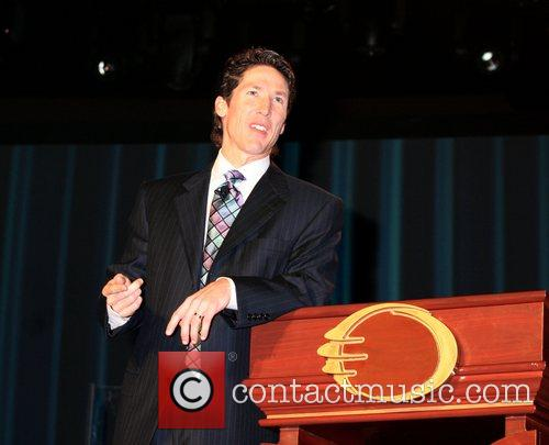An evening with Joel Osteen at Madison Square...