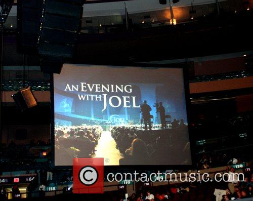 Atmosphere An evening with Joel Osteen at Madison...