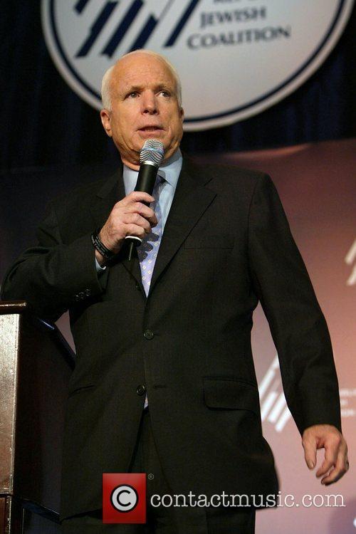 Presidential Candidate Senator John McCain Republican Jewish Coalition...