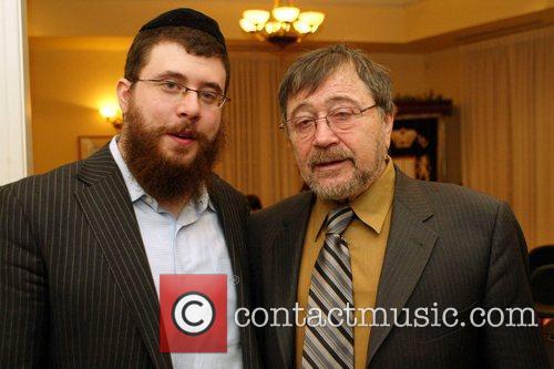 Rabbi Benji Sudak, Dr. Judea Pearl Dr. Judea...