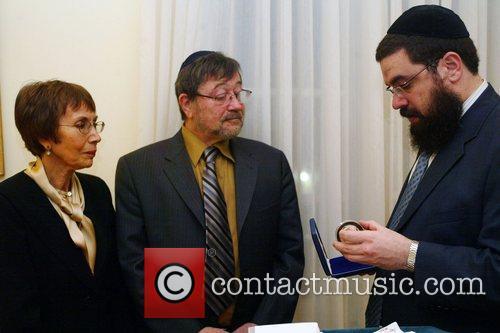 Ruth Pearl, Dr. Judea Pearl, Rabbi Shem Tov...