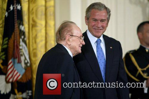 Les Paul and White House 1