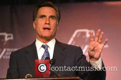 Presidential Candidate Mitt Romney Republican Jewish Coalition Presidential...