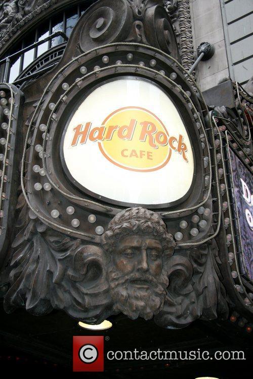 Nascar fan fest at the Hard Rock Cafe...