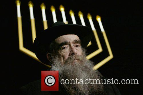 Rabbi Abraham Shemtov  National Hanukkah Menorah Lighting...
