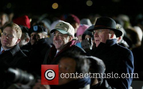 Senator Patrick Leahy National Hanukkah Menorah Lighting Ceremony...