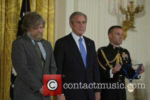 Morton Lauridsen and President George Bush  2007...