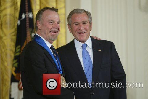 President George Bush and Erich Kunzel 2007 National...